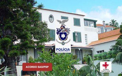 Novo acordo da Clínica de Santa Luzia com a SAD/PSP