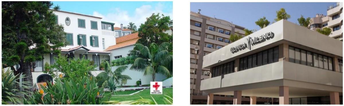 É com muito prazer e empenho, que a Clinica de Santa Luzia no Funchal e a Clinica Milénio em Lisboa iniciam uma parceria na área da cirurgia estética. Um projeto, que se pretende cresça e alargue o seu âmbito e que agora tem o seu início com a vinda periódica e regular do cirurgião plástico Dr. Ângelo Rebelo.